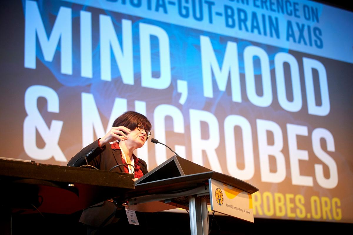 Winclove Probiotics is initation partner of the Mind, Mood and Microbes conference